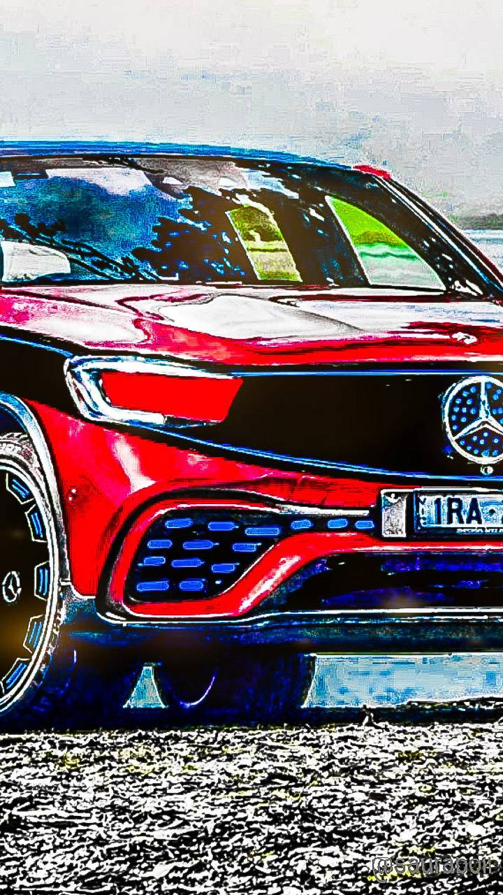 Mercedes-Benz EV