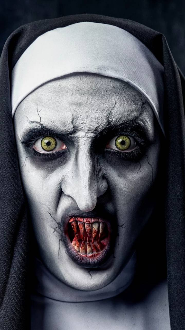 The Nun Wallpaper By Georgekev A2 Free On Zedge