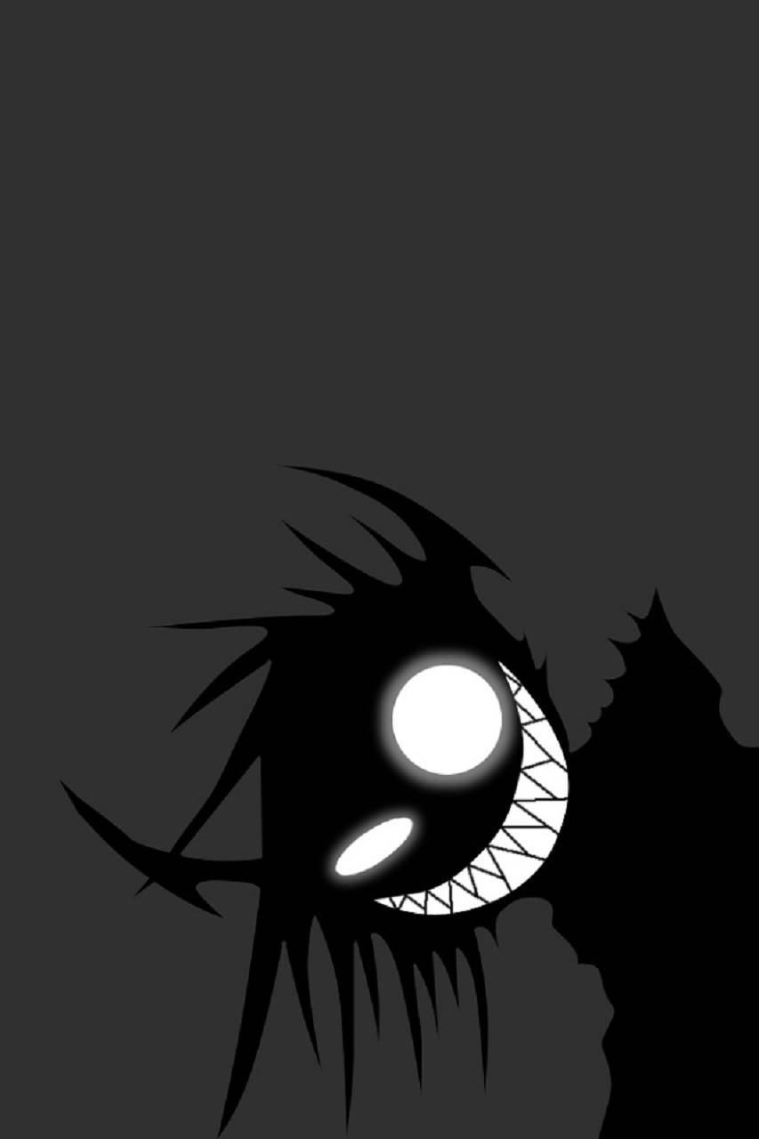 Scary wallpaper by izzyforeal - 1b