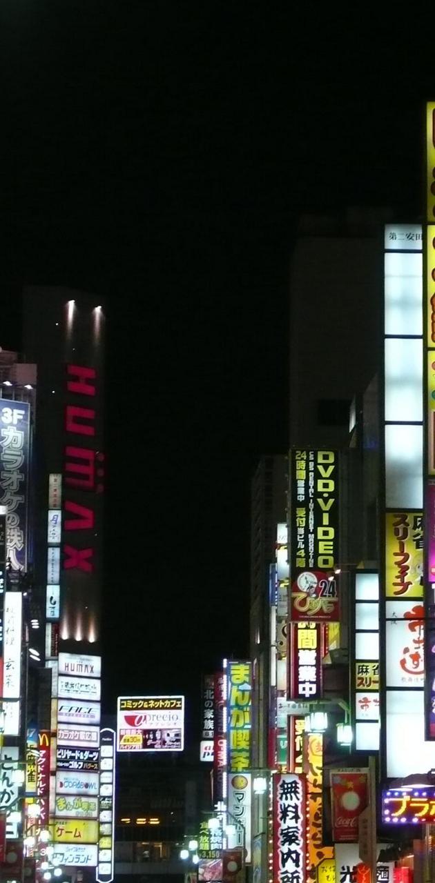 Tokyo signboards