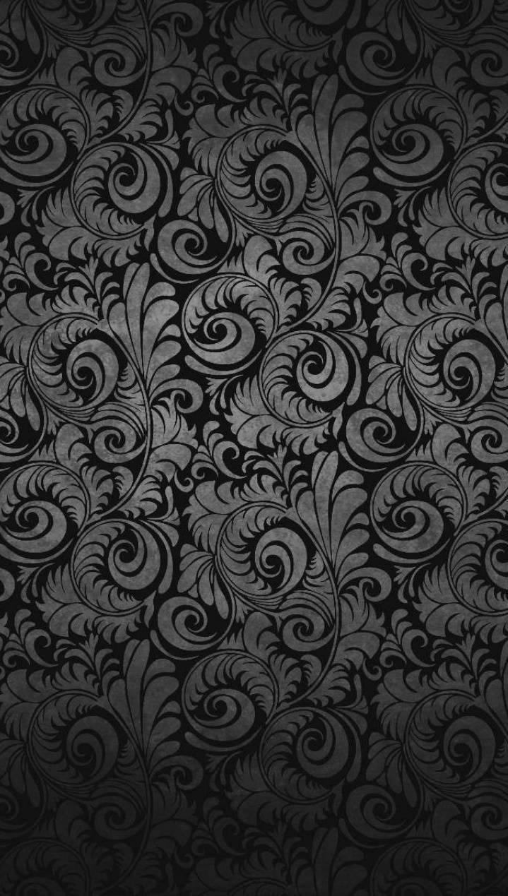 Grey pattern