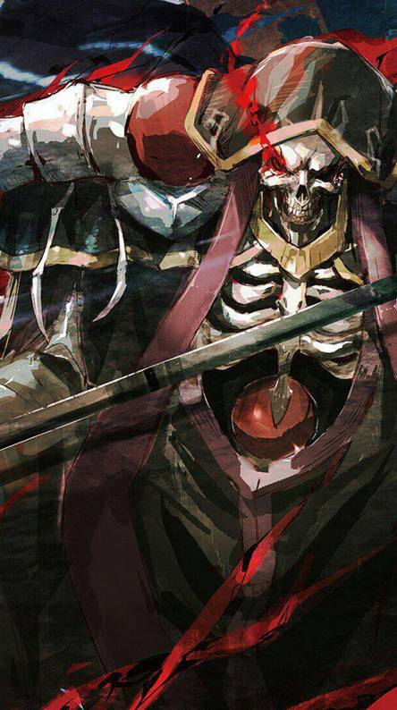 Overlord Wallpapers Free By Zedge