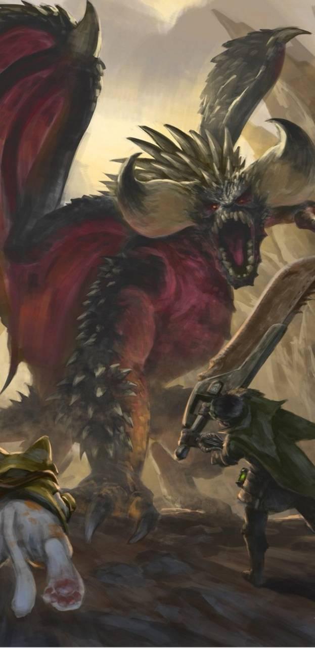 Monster Hunter World Wallpaper By Timelessgamer Ad Free On Zedge