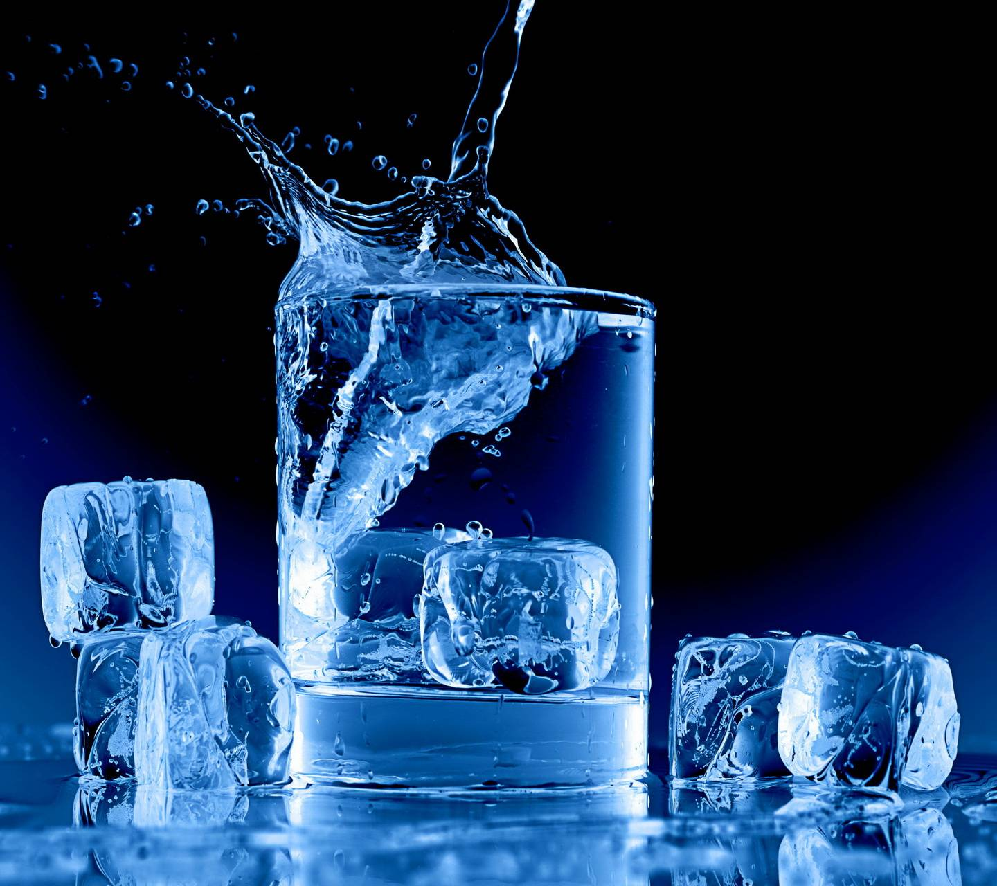 Ice Cold Wallpaper by S 0d Free on ZEDGE™