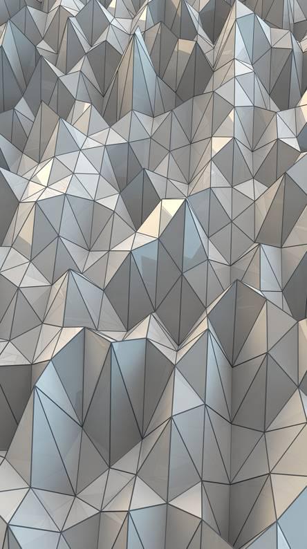 gray poligon