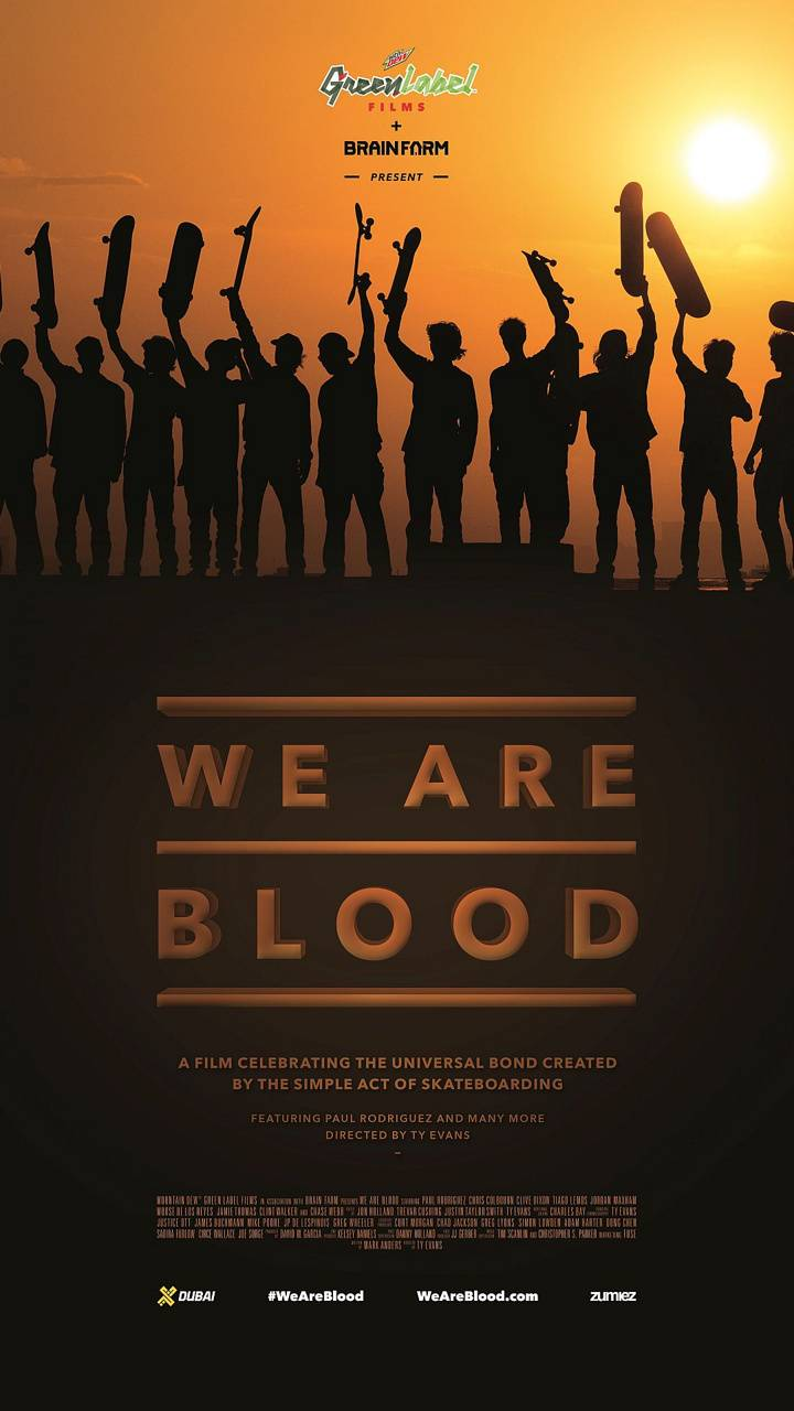 We Are Blood 2015