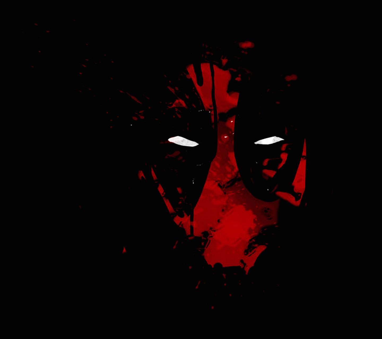 Deadpool Head-a