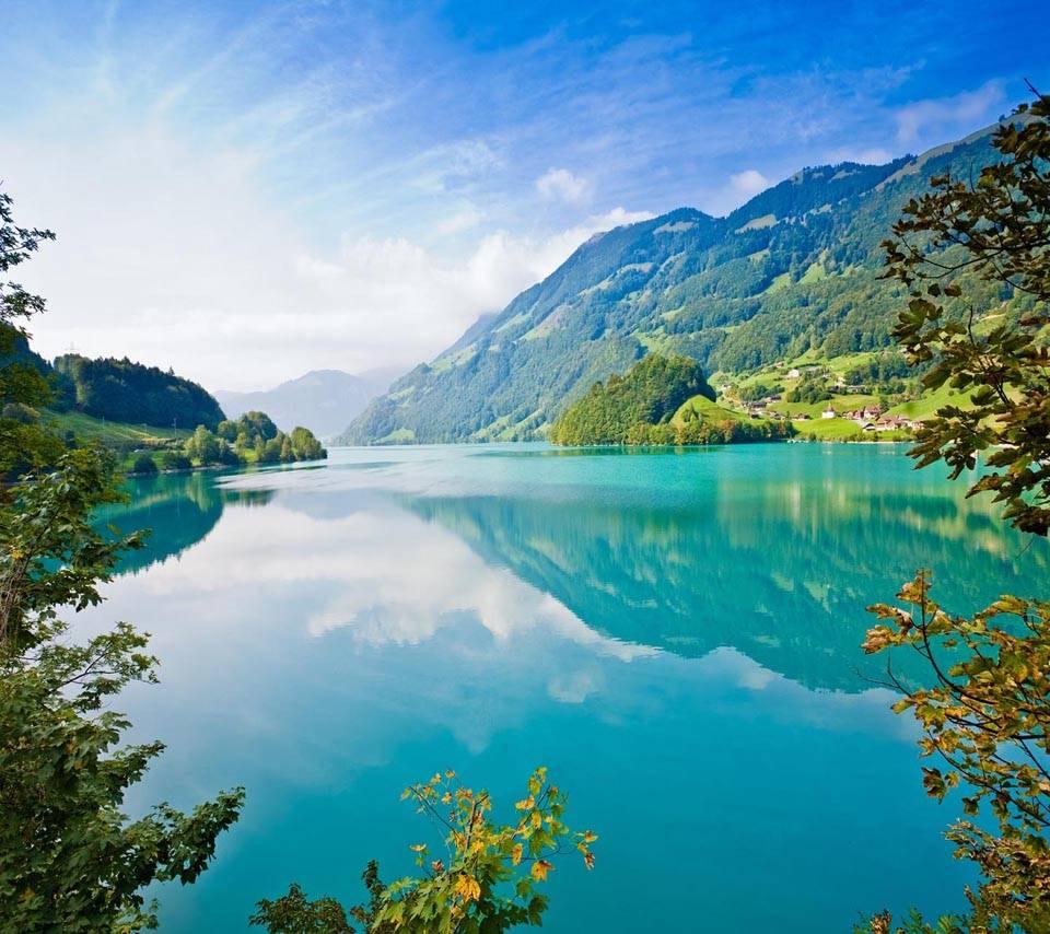 Peace Lake view
