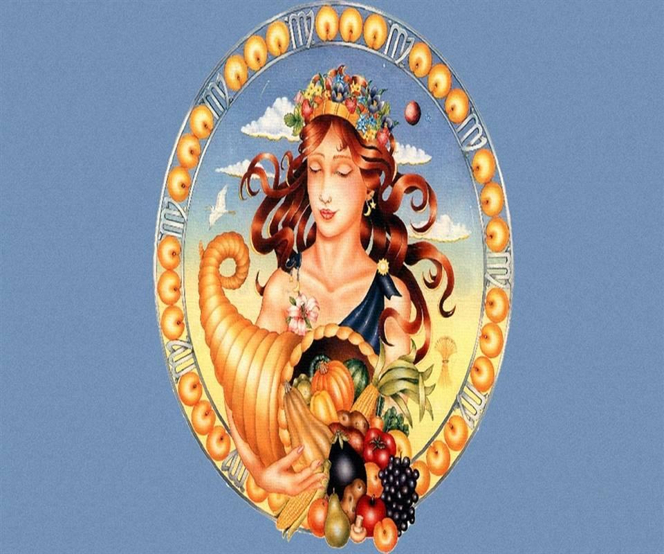 Zodiac Set 1 Virgo