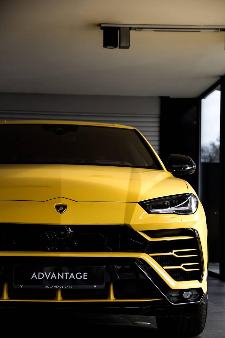 YELLO Lamborghini