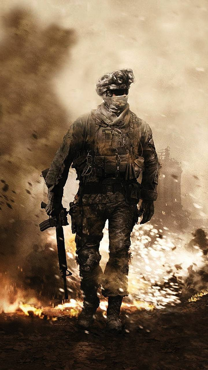 Mw2 Wallpaper By Julianohio Bf Free On Zedge