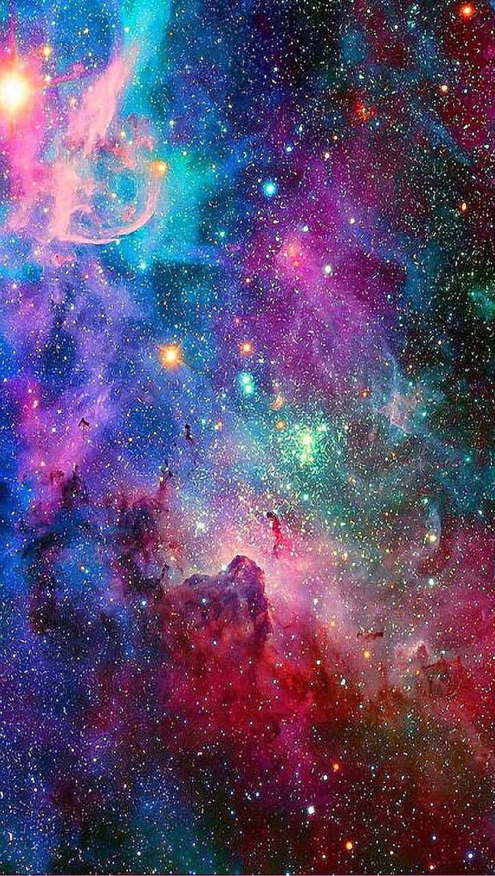 Colorful Galaxy Wallpaper By K A R M A 3b Free On Zedge