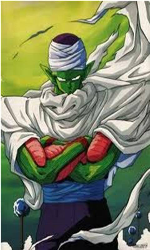 Piccolo Wallpaper By FiestaGuys
