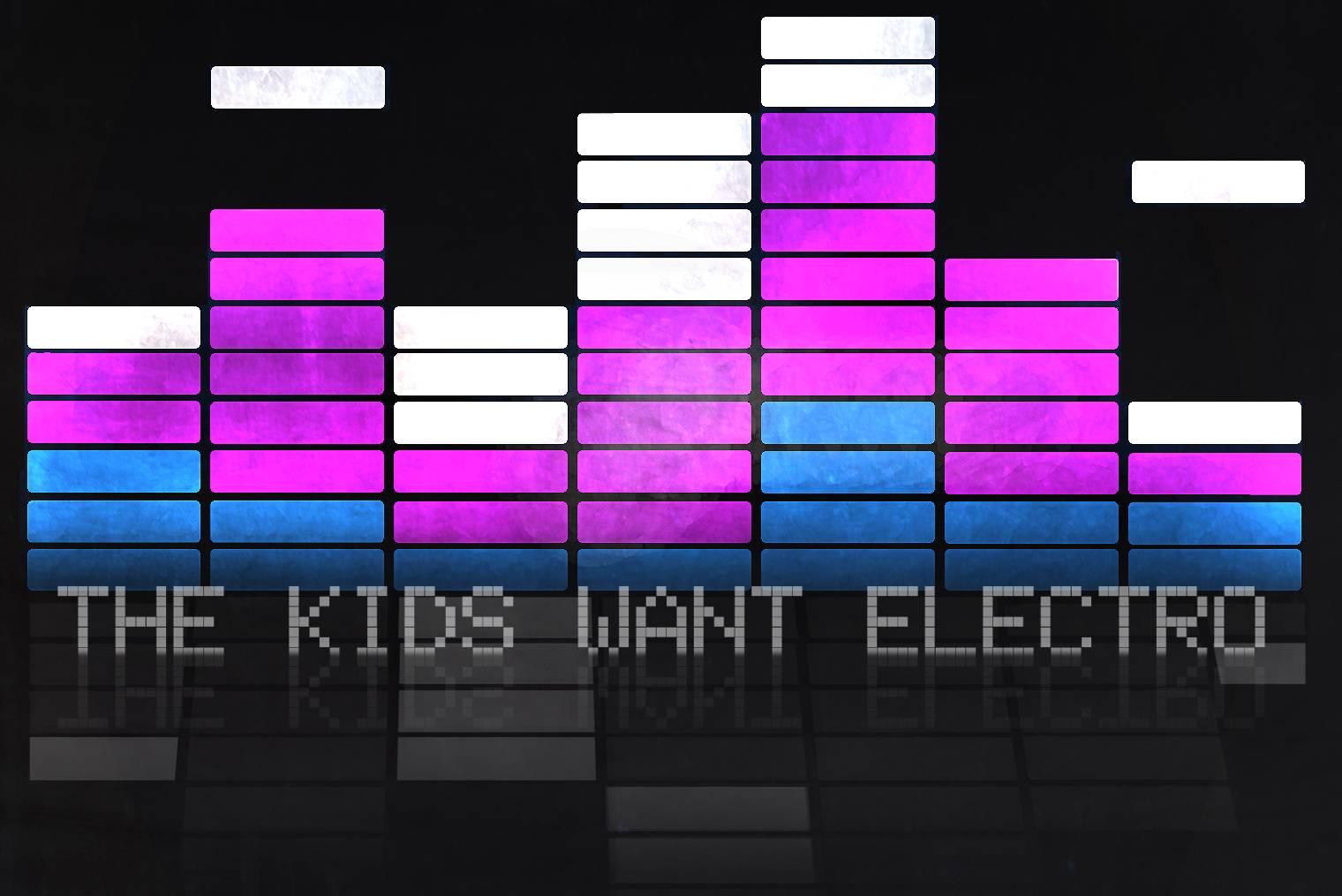 The Kis Want Electro