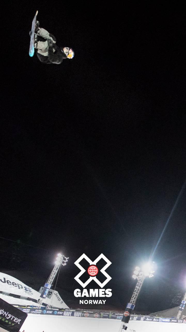 X Games Norway Night Air