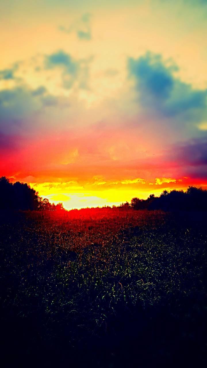 Sunset skylight