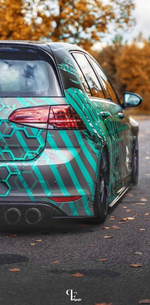VolkswagenGTIR