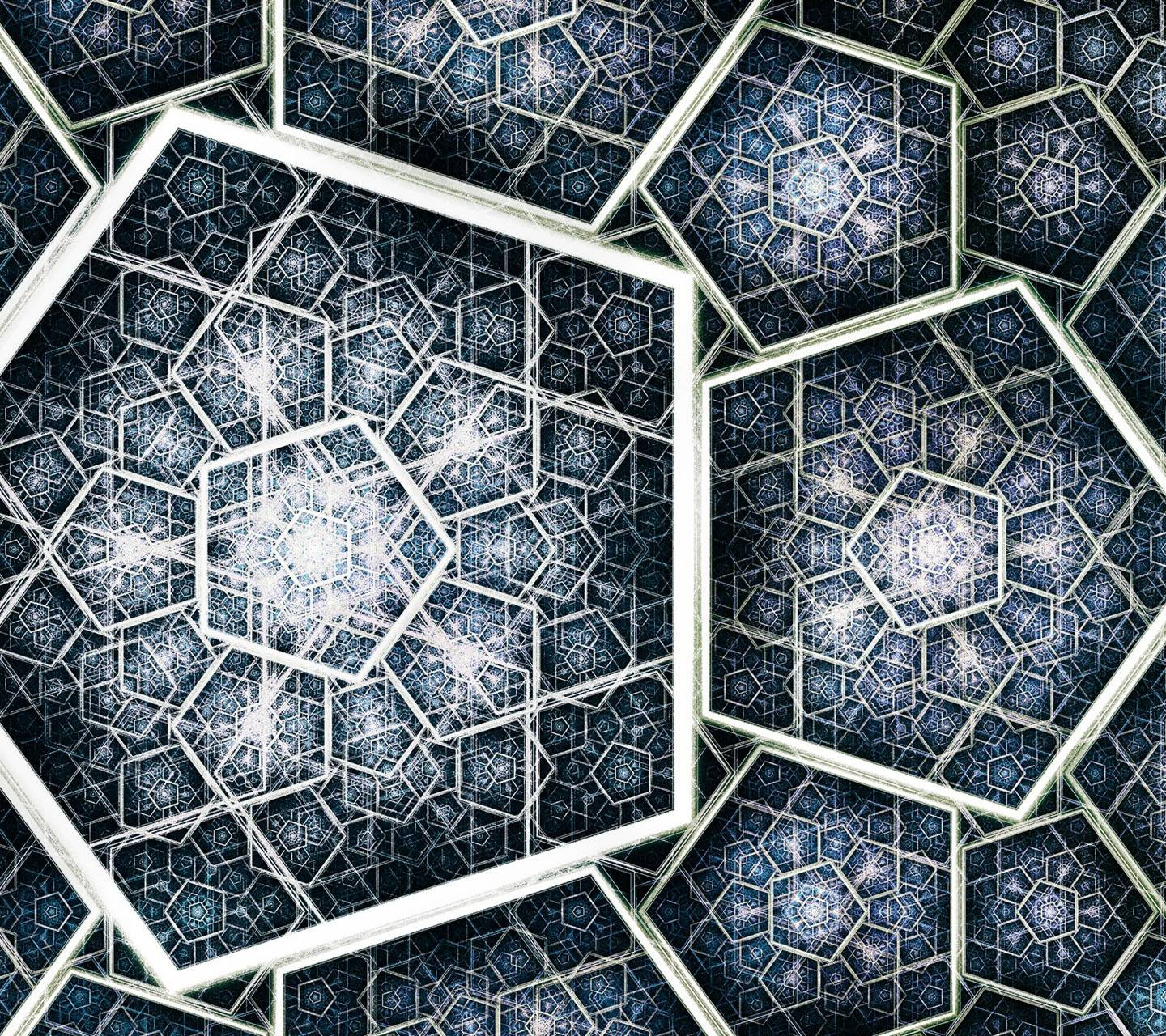 Hex Abstract
