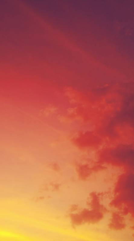 Sky Red Wallpapers Free By Zedge