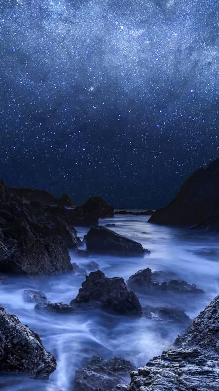 Night and Sea