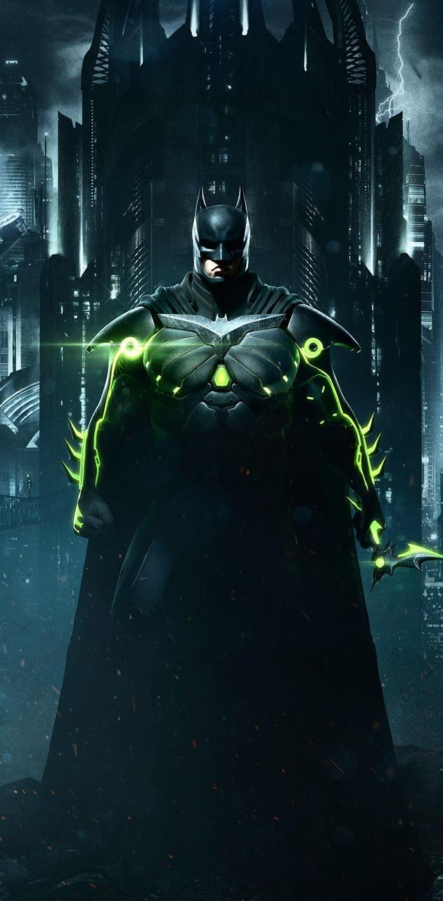 Batman Injustice 2