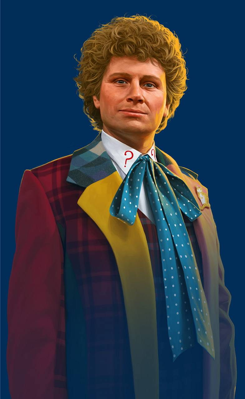 6th doctor who