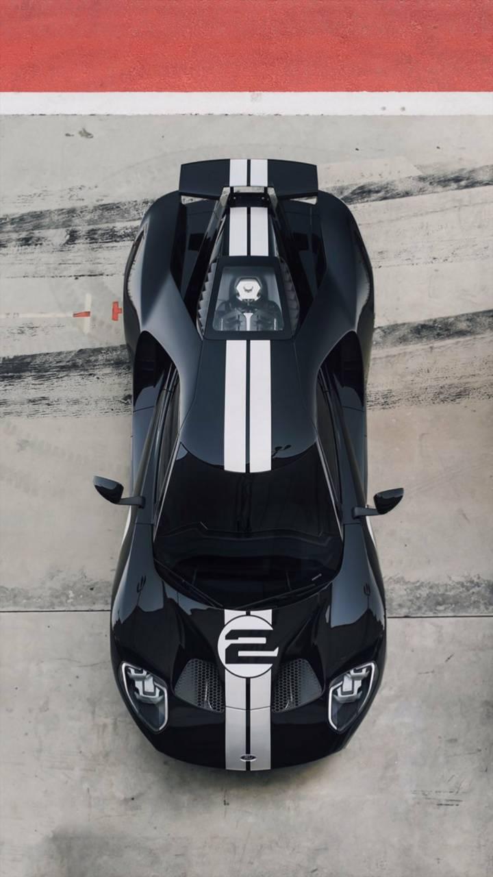 Racing striped