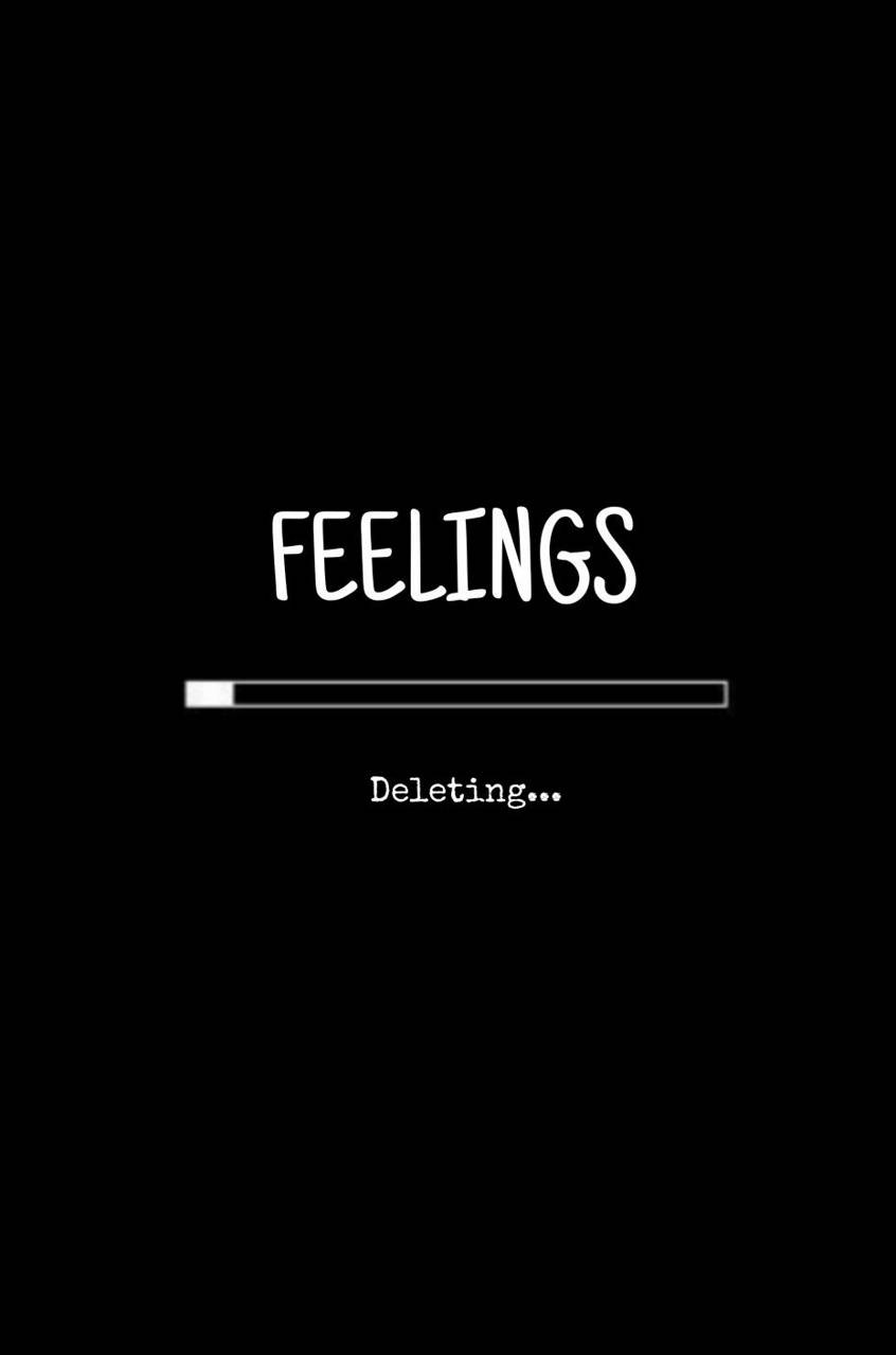 Deleting Feelings