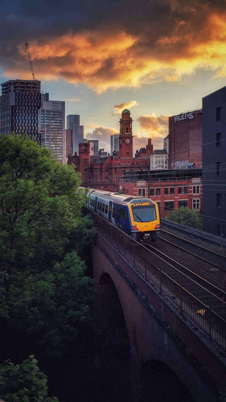Trainspotting MCR