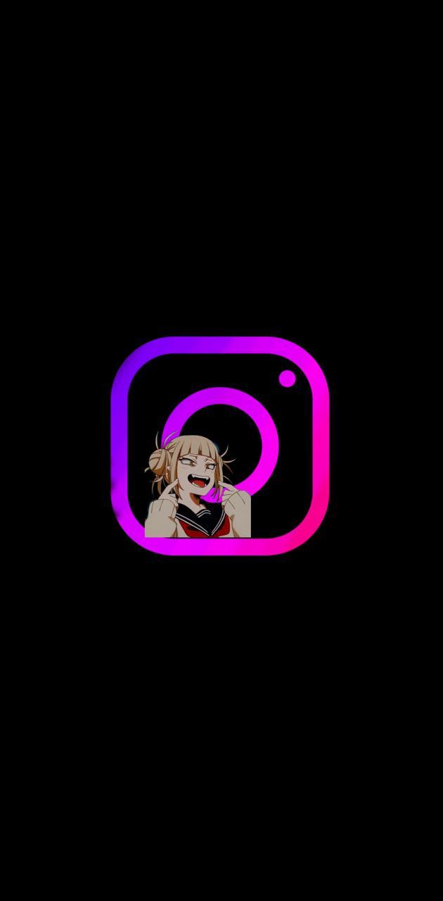 Anime app icon