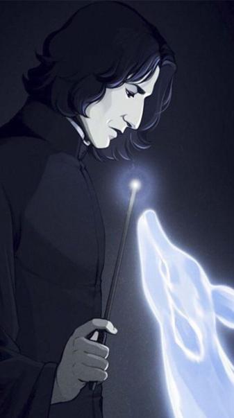Snape Patronus
