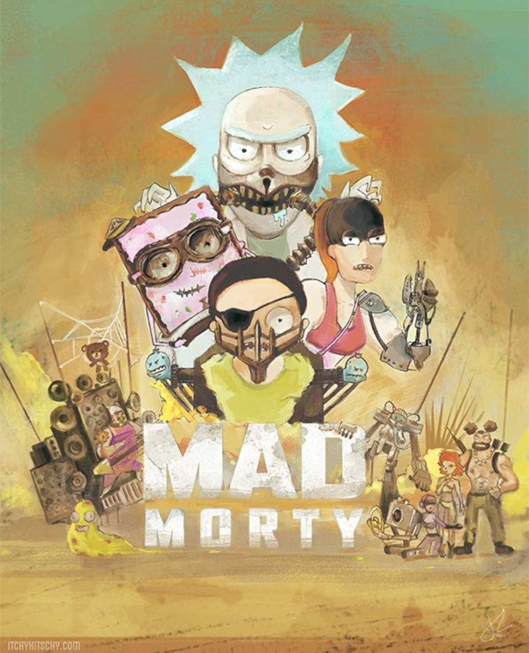 Mad Morty