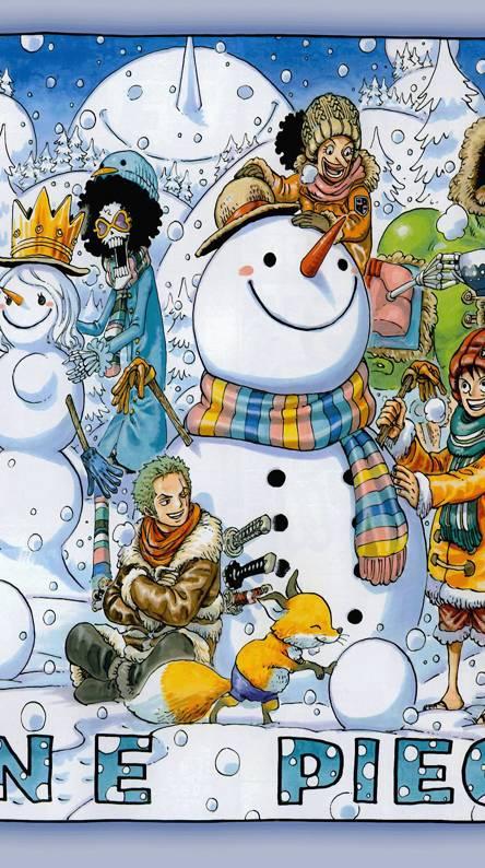 One Piece Xmas
