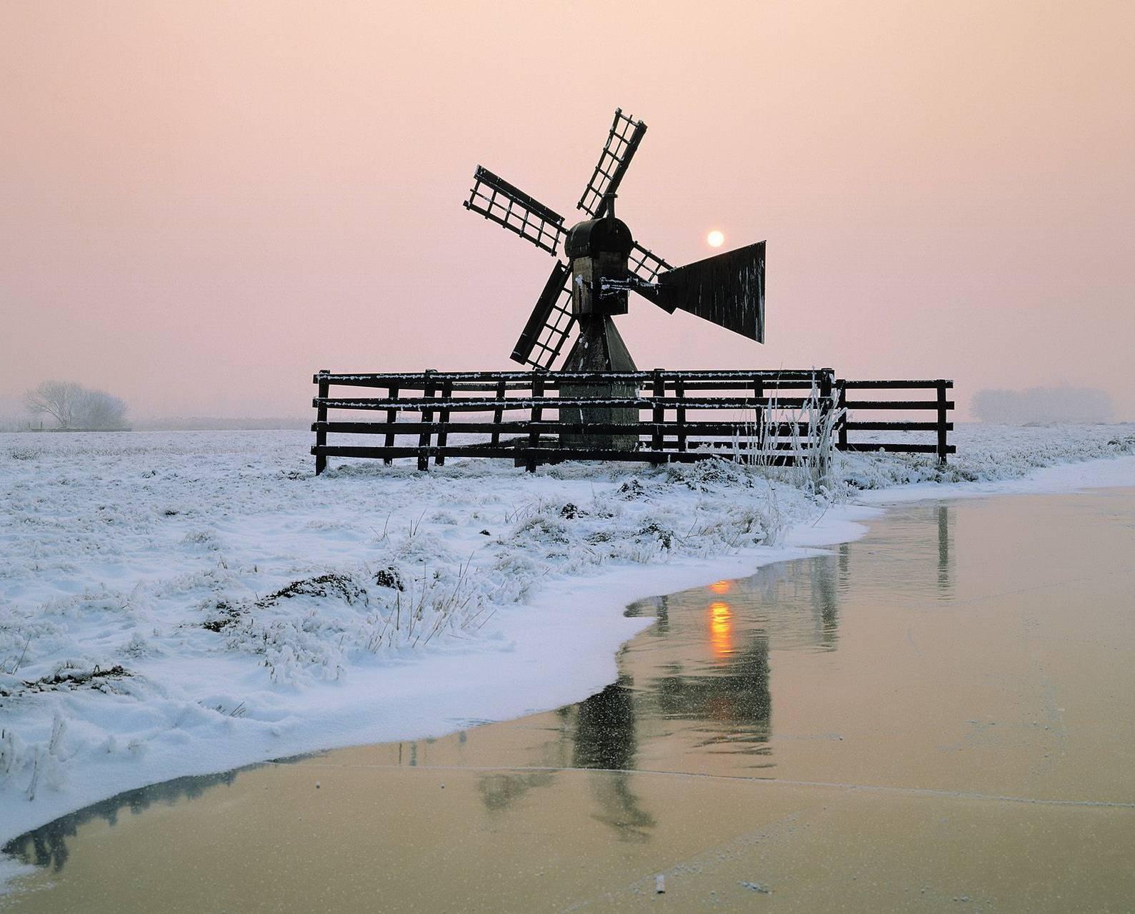 Wormer Windmill