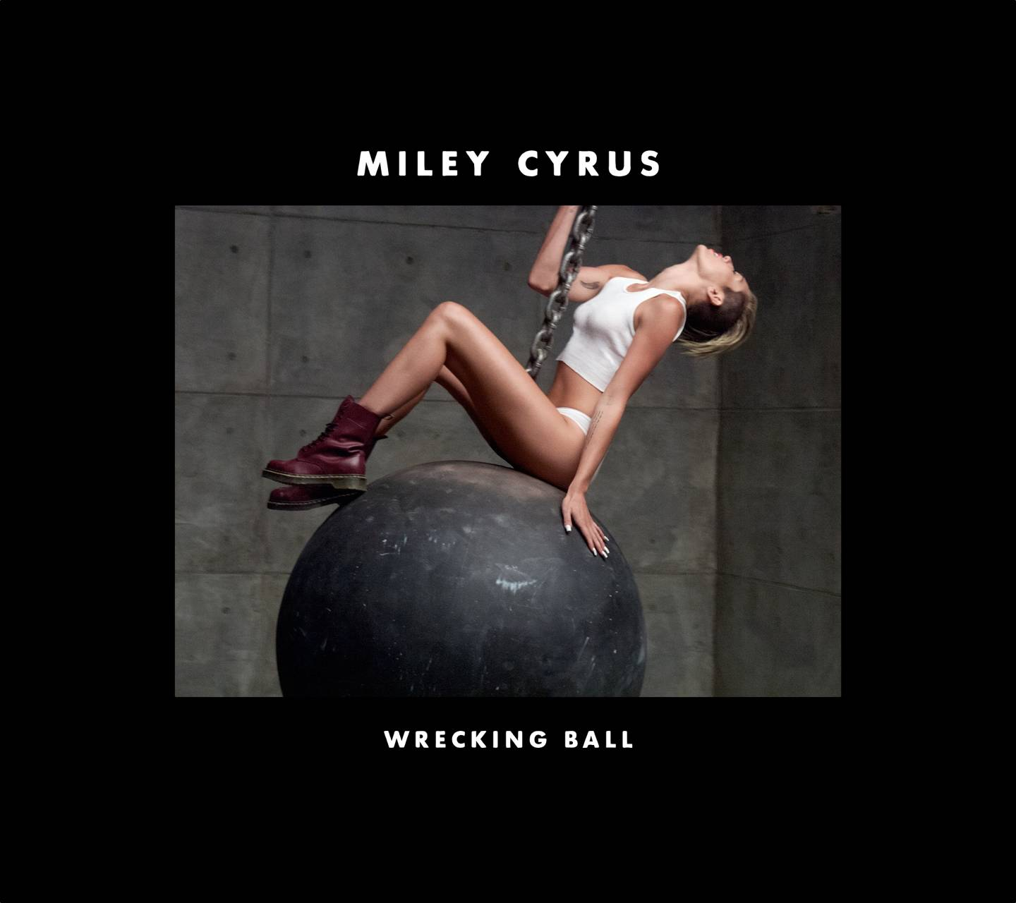 Wrecking Ball Miley