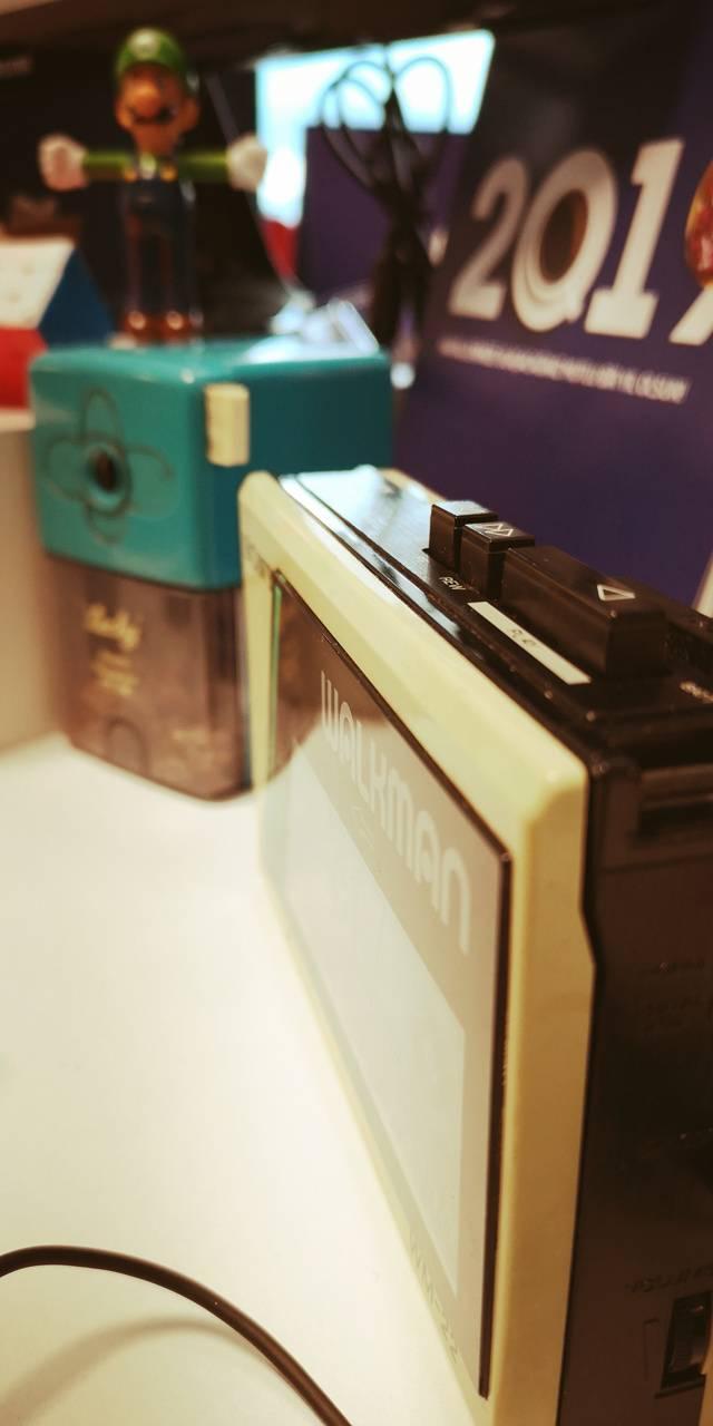 Retro Walkman