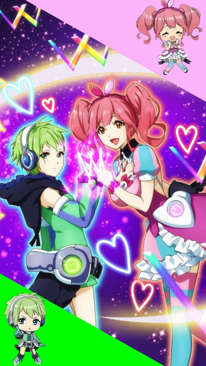 Reina and Makina