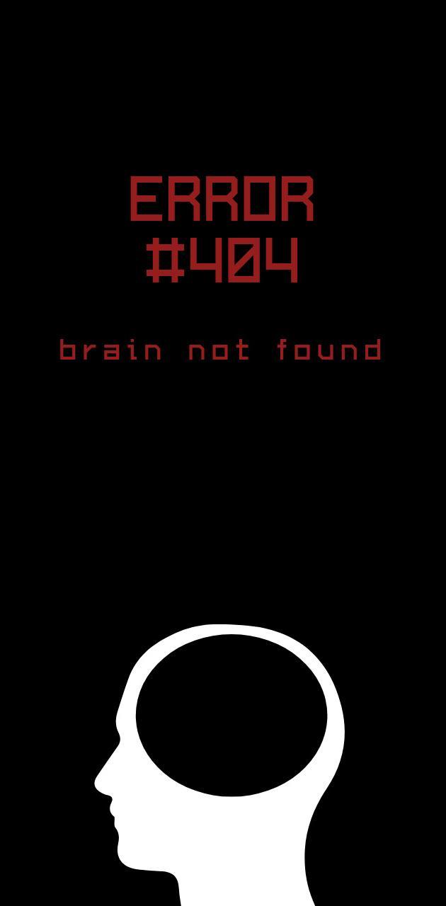brain not found