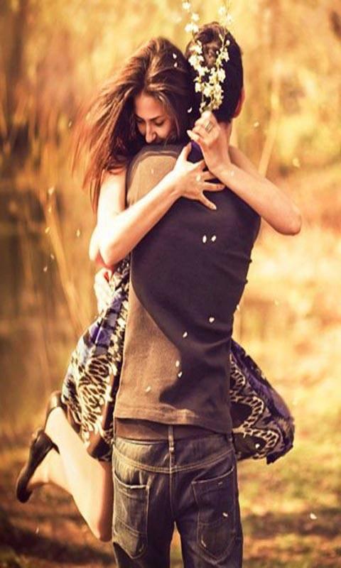 Romantic Hug Wallpaper By LuCkyman