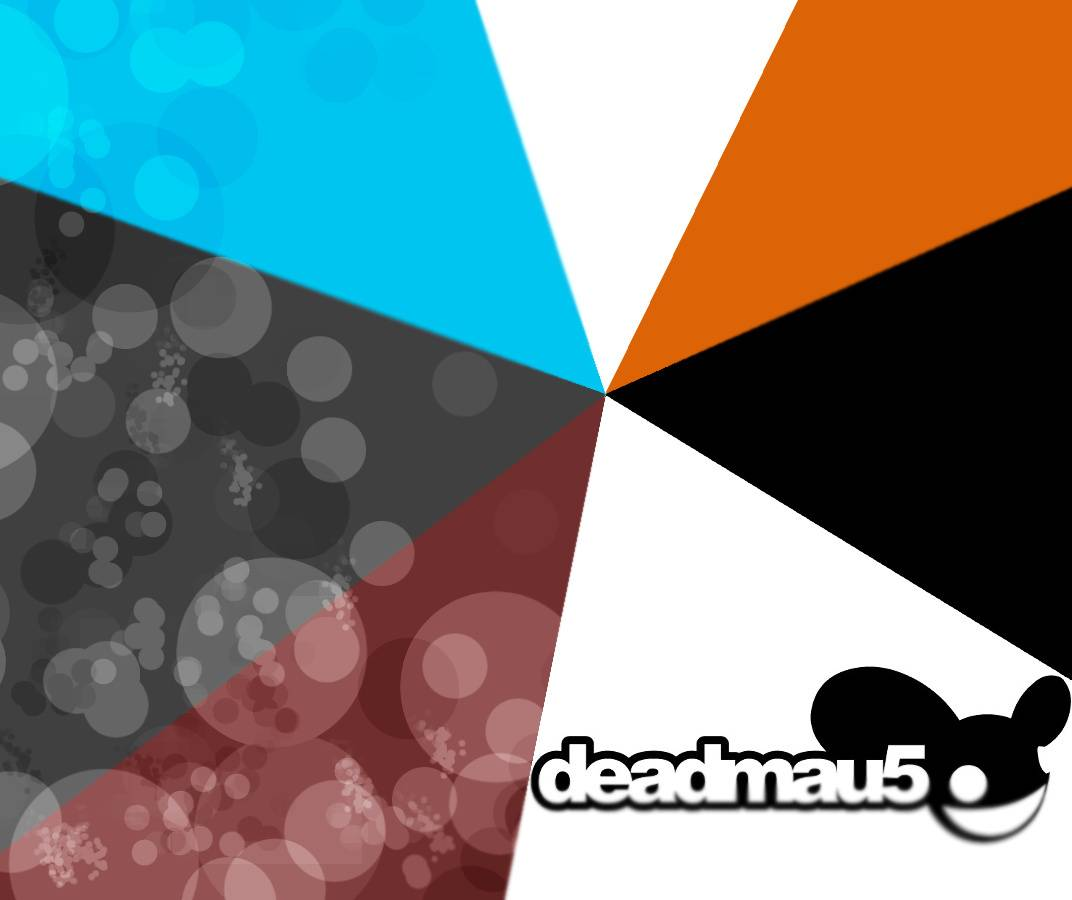 Deadmau5 Colourful