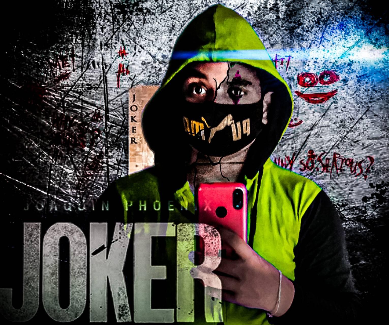 Joker like boss