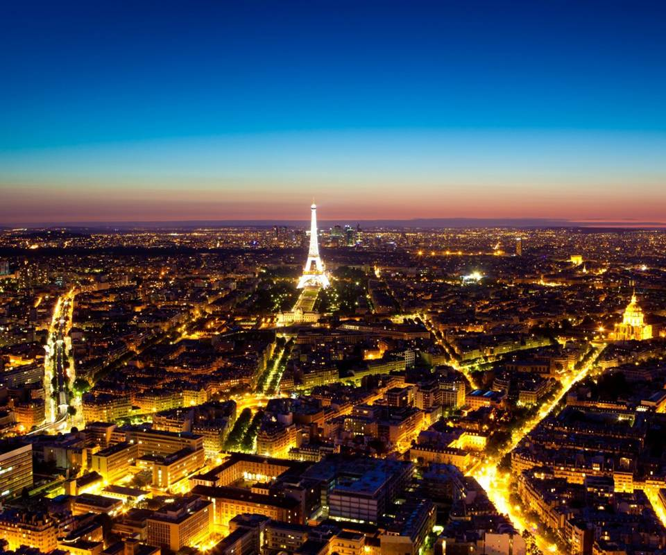 Paris Night View Wallpaper By Aravind 5b Free On Zedge