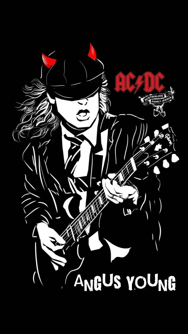 Angus Young Wallpaper By Chrisw15 54 Free On Zedge