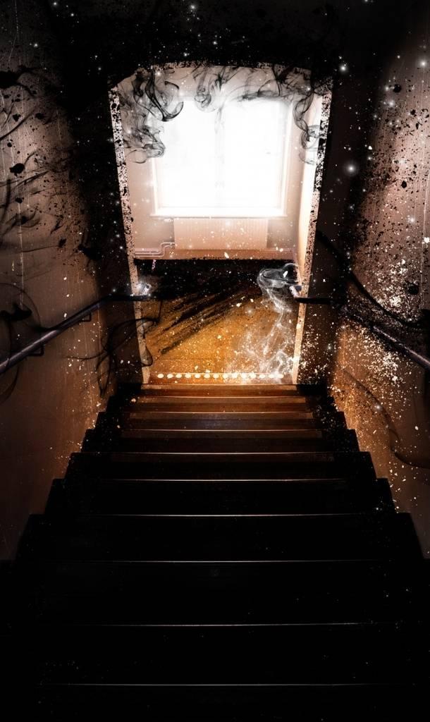 Dark Stairway