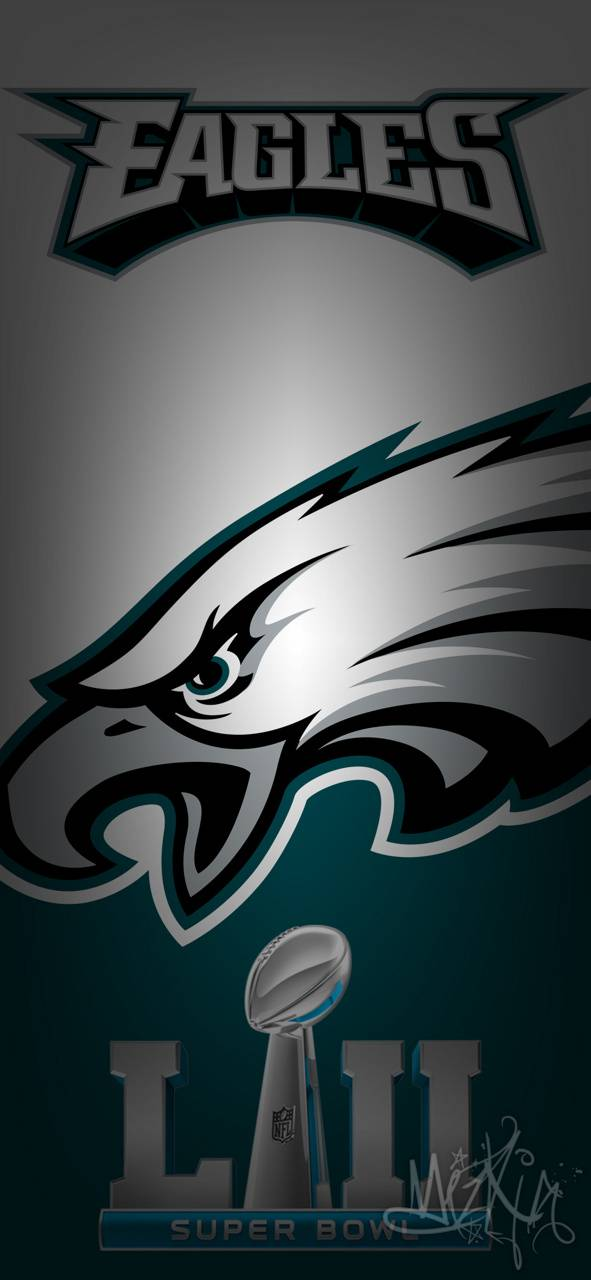 Philly Eagles SB52