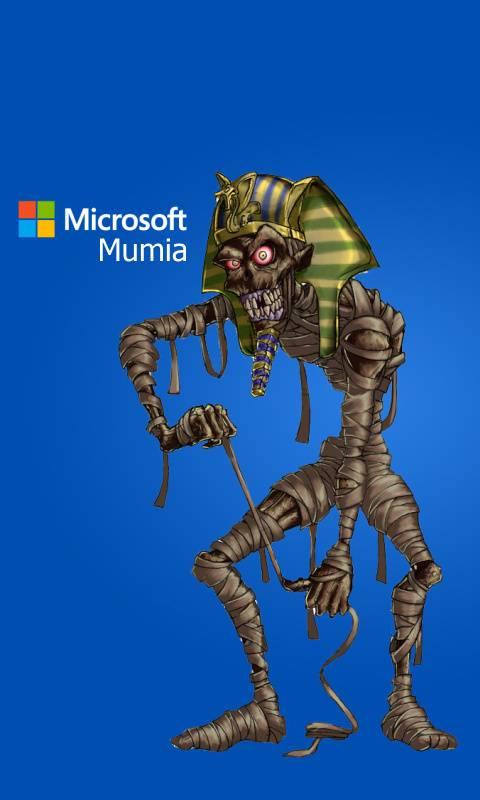 Lumia mumia