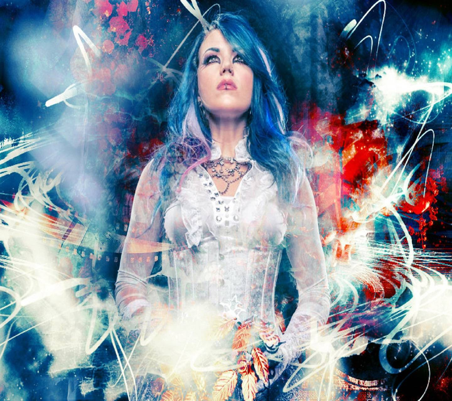 Alissa White Gluz Wallpaper By Danny616 76 Free On Zedge