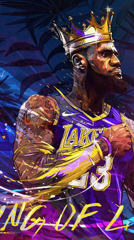 Lebron James Wallpapers Free By Zedge