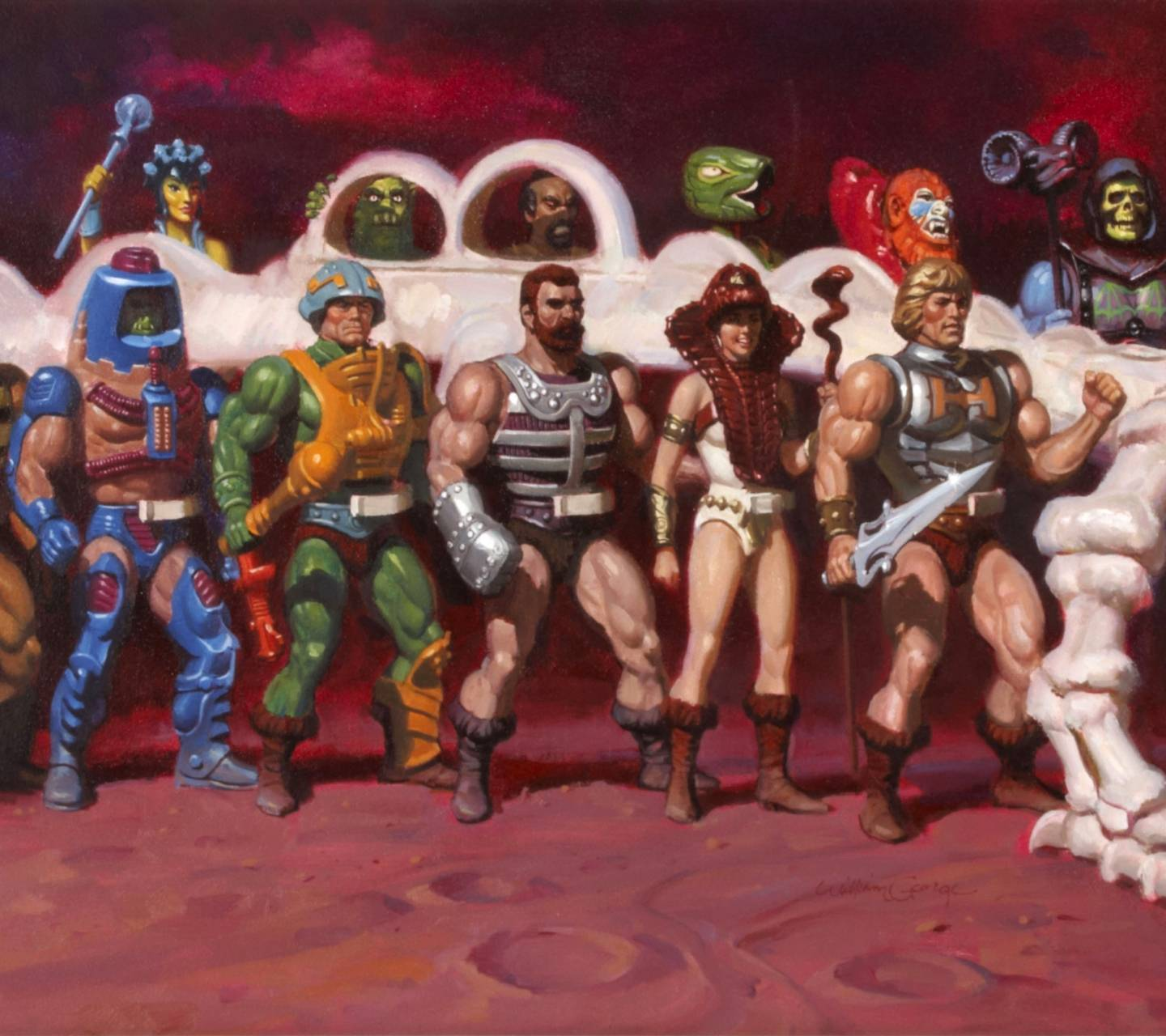 Masters-of-universe