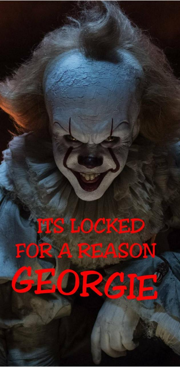 Pennywise screen